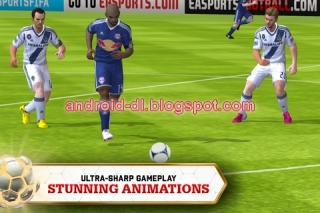 fifa 13 android apk + sd data