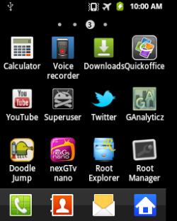 Superuser app